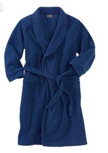 Ll bean toddler bathrobe